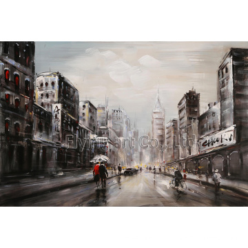 Aluminum Base Oil Painting (ZH3880A)