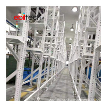 Intellignet Warehouse Storage as/RS System of Racking
