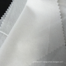 Polyester Microdot Adhesive Fusible Tricot Interlining