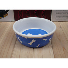 In Mould Label For Dog Bowl