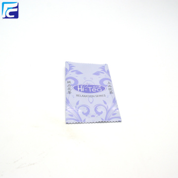 Mini mylar aluminum foil three side seal bag
