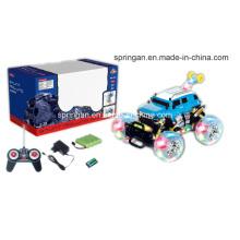 R/C Model Disco Lighting Stunt Car