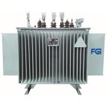 Transformadores de distribución de núcleo amorfo de eficiencia energética