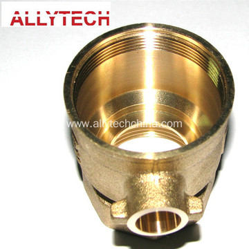 Brass CNC Turning Pipe Fittings