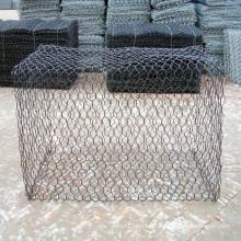 2.4 mm Galvanized Hexagonal Gabion Basket