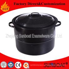 Sunboat 33qt esmalte /Enamel de utensilios de cocina de olla vapor