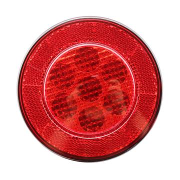 E-MAR Red High Quality Auto Fog Lighting
