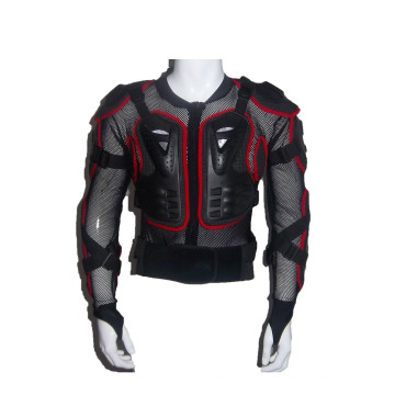 motorcycle outdoor sports bodyarmor motocross racing leather jacket