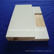 Moulage de cadre en bois