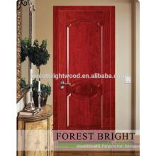 Interior veneer molded door for living room bedroom