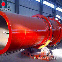 Sludge Rotary Drum Dryer à vendre