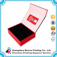 High End einzigartige Schmuck Geschenkboxen mit benutzerdefinierten Logo