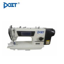 DT9900M-D4 aiguille unique machine à coudre à point noué lourde et mince Anysew machine