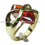 crystal jewelry,imitation jewellery,copper ring