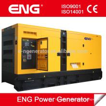 Générateur silencieux triphasé 50Hz 1500rpm 180kw