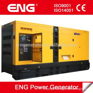 ENG SILENT SERIES 300kva soundproof generator Powered by Cummins NTA855-G1A