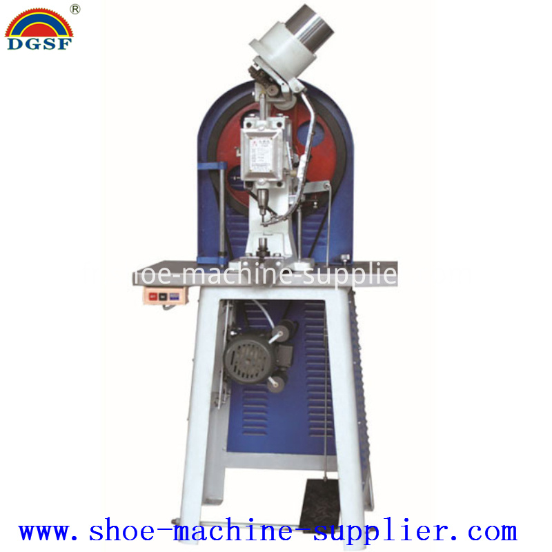 Semi Automatic Multi Function Button Riveting Machine