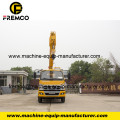 Telescopic Boom Crane With Forland Chassis