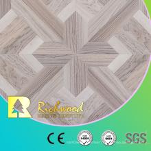 Embossed Oak Sound Absorbing Teak Timber Laminate Laminated Wood Flooring