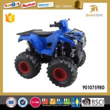 Fricção 4 roda de areia do brinquedo do carro da motocicleta