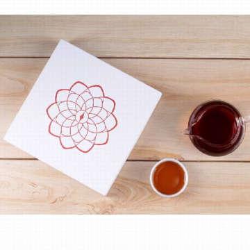 China Diancai intimen Teetee Pu′erh reif