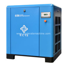 Electric Stationary Air Cooling Screw Air Compressor