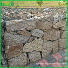 Low cost hot sale galvanized gabion basket prices