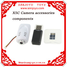 2.0MP HD Camera For SYMA X5C 6AXIS 4CH RC Quadcopter Drone Memory Card Spare Parts rc quadcopter SD Card