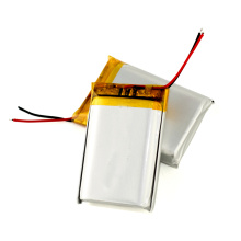 80mAh Lipo battery 3.7v small lithium polymer 401520
