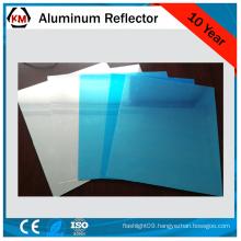 led flood light reflector sheet