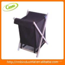 75g non-woven cesta de lavanderia quadro de madeira (RMB)