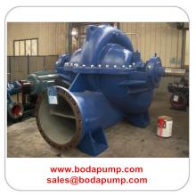 Double Diesel d'aspiration, pompe à eau de déshydratation