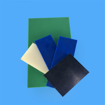 Warna Biru Cast Nylon PA6 Sheet