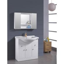 Cabinet de toilette en MDF 80cm (B-1318)