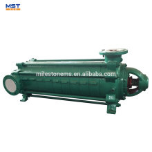 Multistage irrigation high pressure water pumps