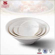 China Geschirr Keramik Schüsseln Großhandel Salat Schüssel zu gehen