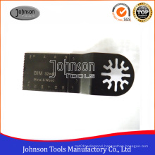 32mm (1-1/4′′) Bi-Metal Oscillating Tool Saw Blade for Wood, Metal