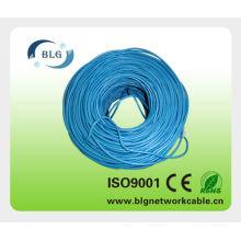 Communiquer câble / câble LAN par satellite Cat5 / prix du câble lan