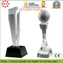 Custom Crystal Trophy for Sports