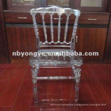 acrylic Napoleon Chair