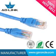 Nouveaux produits Câble de raccordement cat5e droit et de qualité supérieure
