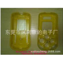 Plastic Injection Cell Phone Housing with Multi-Colour