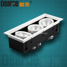 50W LED Bean container light ceiling lamp 3200lm-3600lm hole size 365*130mm