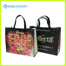 Promotional Lamination Non Woven Bag with Cmyk Full Logo Printing
