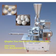 Chino relleno pan de pan cocido al vapor que hace la máquina / + 8615621096735