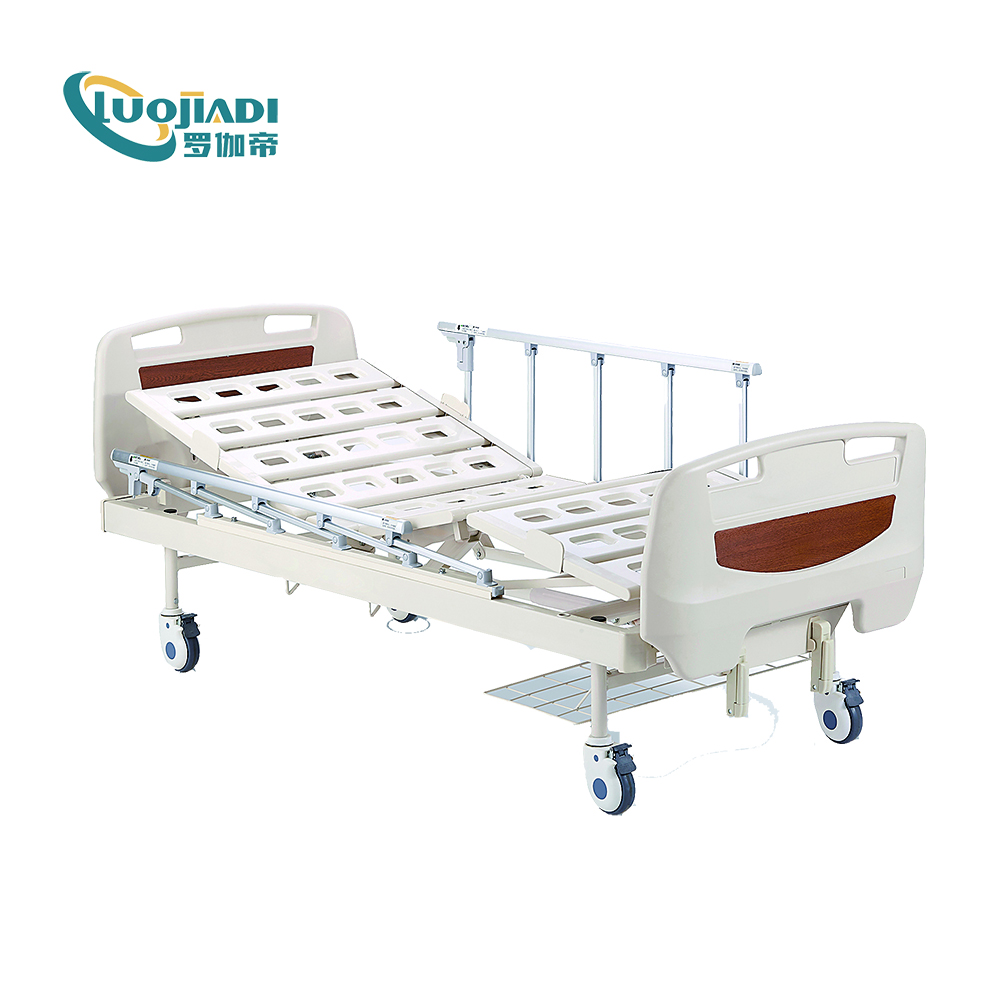ABS material hospital bed