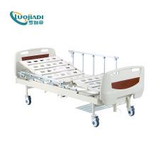 Lit de soins hospitalier électrique ABS à cinq fonctions automatique