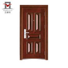Belle porte d'acier haut de gamme acceptée, en acier propre