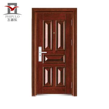 China-Lieferant billige Fotos Stahltür Design