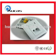 Best price and safety fiber optical face plate